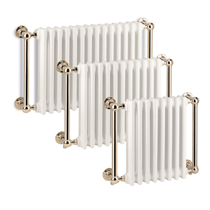 Blenheim Contemporary Chrome Radiators