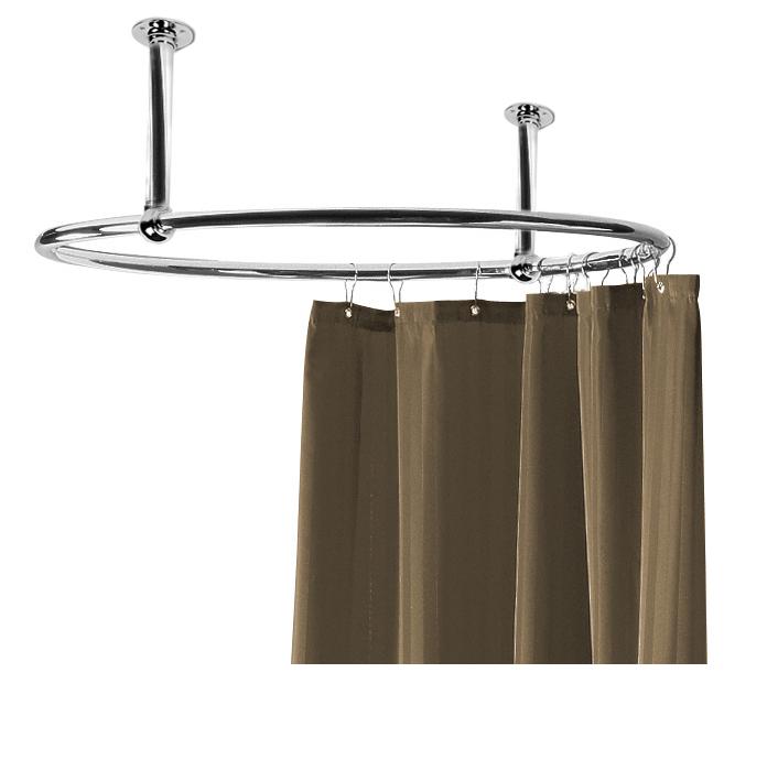 Circular Shower Rail ROSR5 Shower Curtain Rails Traditional Shower Curtai