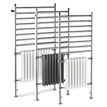 Combination Contemporary Towel Rails