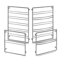 Genoa Contemporary Towel Rails