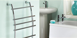 Browse Our Contemporary Towel Rails