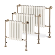 Icon Contemporary Chrome Radiators