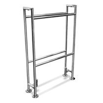 Mitred Horse Towel Rail Contemporary Towel Warmers