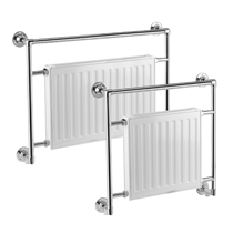 Priory Contemporary Towel Rails