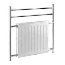 Steeple Contemporary Towel Rails
