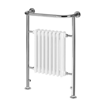 Town house Contemporary Towel Rails