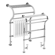 Uxbridge Contemporary Towel Rails