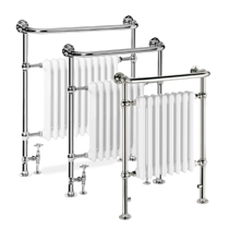 Victoria Contemporary Towel Rails