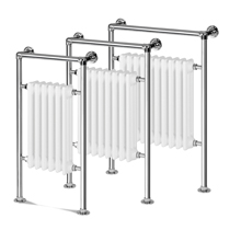 Viscount Contemporary Towel Rails