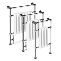 Viscount Traditional Contemporary Towel Rails