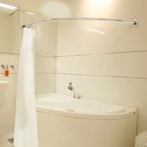 Corner Bath Rail Shower Curtain Rails